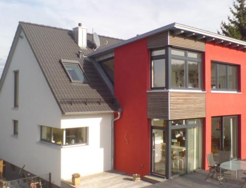 Einfamilienhaus MEYER