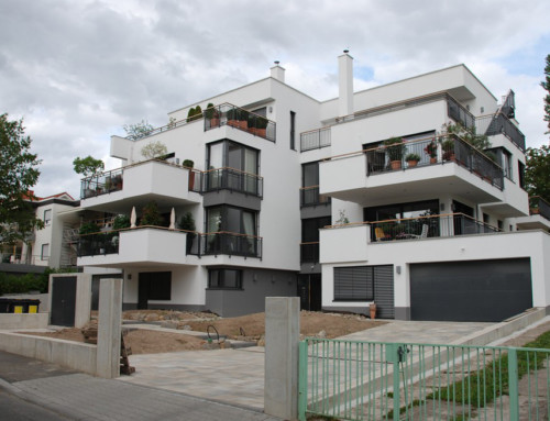 Mehrfamilienhaus NICKEL